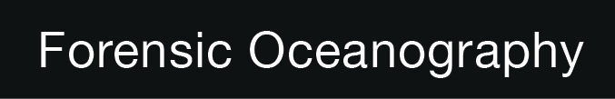 Forensic Oceanography